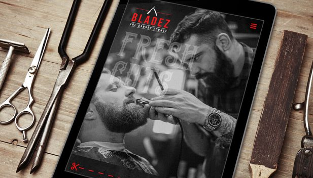 Websites - Bladez The Barber Lounge