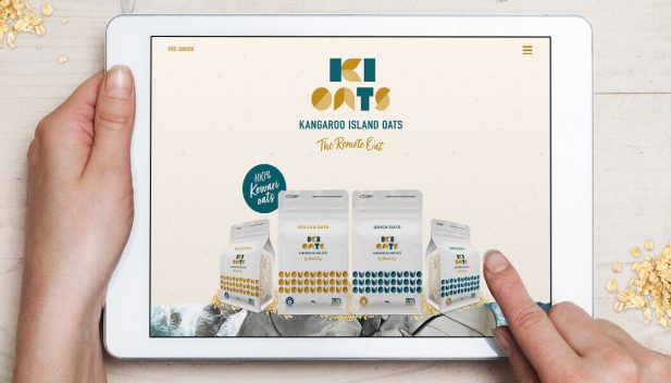 Websites - Kangaroo Island Oats