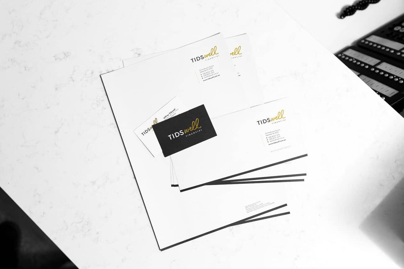 Tidswell Print Design