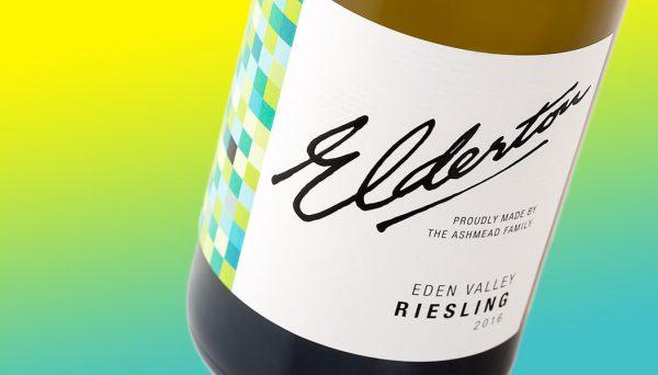Graphic Design - Elderton - Wine Label Designs