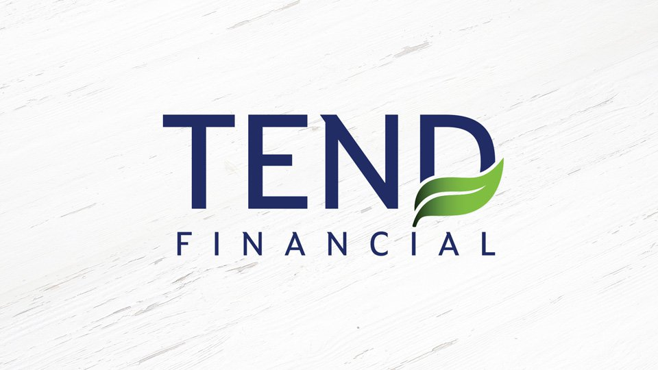 Tend Financial - Logo - Print Design