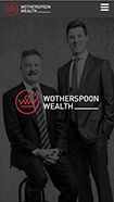Fig Tree Digital - Wotherspoon Wealth - Website