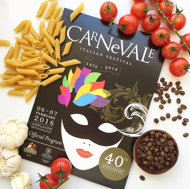 Carnevale - Social Media