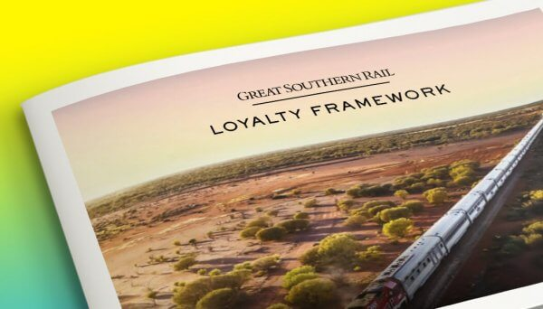 Strategic Marketing - Great Southern Rail