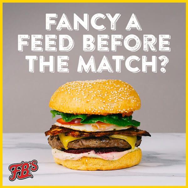 Fancy Burgers