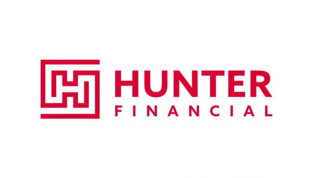 Branding - Hunter Financial Logo Design Adelaide