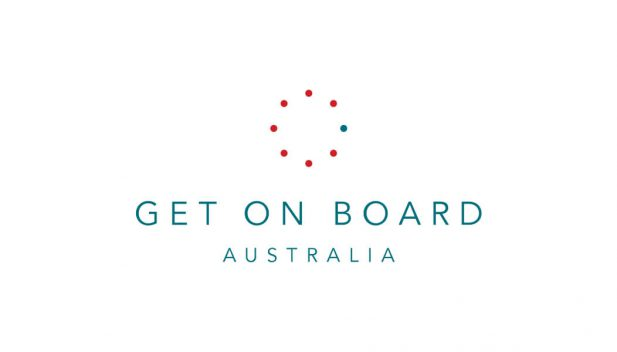 Branding - Get On Board Logo Design Adelaide