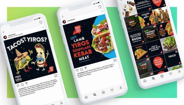Social - Specialty Foods Street Eats social media consultant & Facebook Advertising