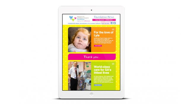 Email Marketing - Womens Children Hospital