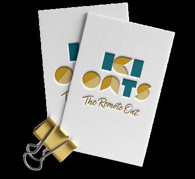 Kangaroo Island oats Branding