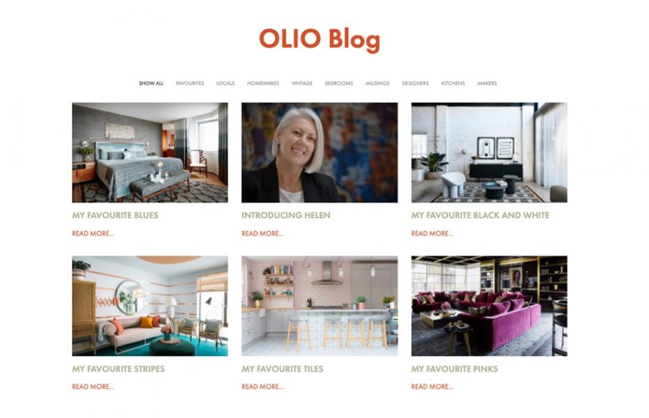 olio blog